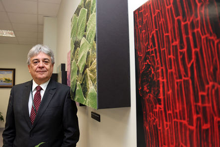 Jackson Cioni Bittencourt, diretor do ICB - Foto: Cecília Bastos/SP Imagens