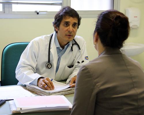 Egídio Lima Dórea é médico do Hospital Universitário - Foto: Cecília Bastos/USP Imagens