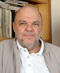 Ariovaldo José Vidal é doutor no Departamento de Teoria Literária e Literatura Comparada da Faculdade de Filosofia, Letras e Ciências Humanas (FFLCH-USP) - Foto: Cecília Bastos/USP Imagens
