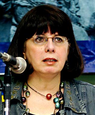 Maria Luiza Tucci Carneiro é historiadora e coordenadora do LEER - Laboratório de Estudos sobre Etnicidade, Racismo e Discriminação, da FFLCH-USP - Foto: Cecília Bastos/USP Imagens