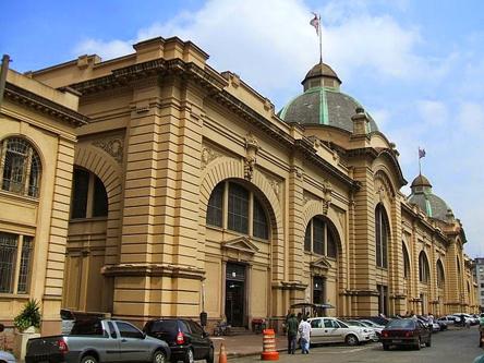 Mercado Municipal de São Paulo - Foto: Wikimedia Commons