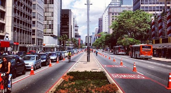 Avenida Paulista - Foto: Visualhunt