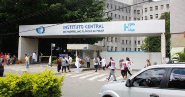 Instituto Central do Hospital das Clínicas de São Paulo - Foto: Marcos Santos/USP Imagens