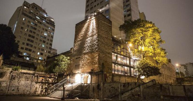 Teatro Oficina, no bairro do Bixiga, em São Paulo - Foto: Divulgação/Marcos Camargo