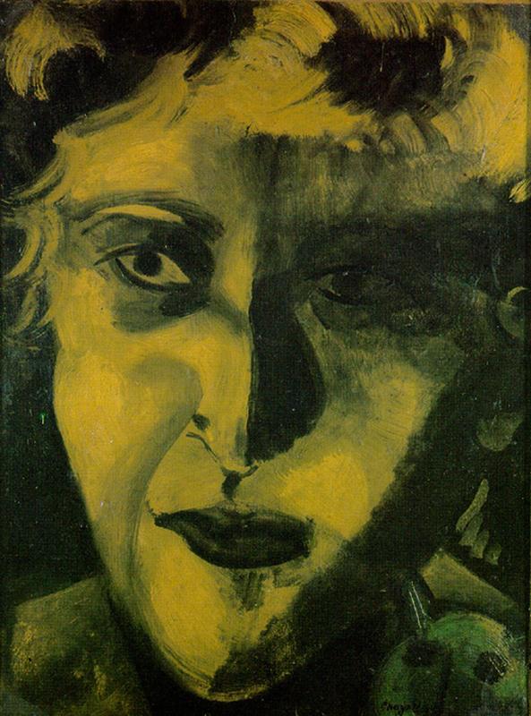 Marc Chagall - Foto: Divulgação/MAC