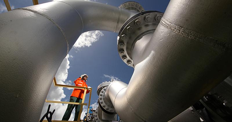 Estação de Distribuição de Gás de São Francisco do Conde - Foto: Divulgação Petrobras via Portal Brasil