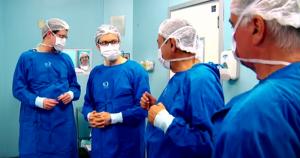 Transplante de útero marca tradição inovadora da medicina da USP
