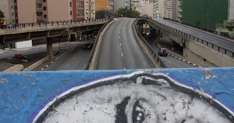 O Minhocão - Foto: Marcos Santos/USP Imagens