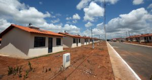Unidades habitacionais entregues pelo programa Minha Casa Minha Vida - Foto: Bruno Peres/Min. Cidades