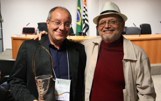 Professores Luiz Trigo (à esq.) e Luiz Octávio - Foto: Divulgação