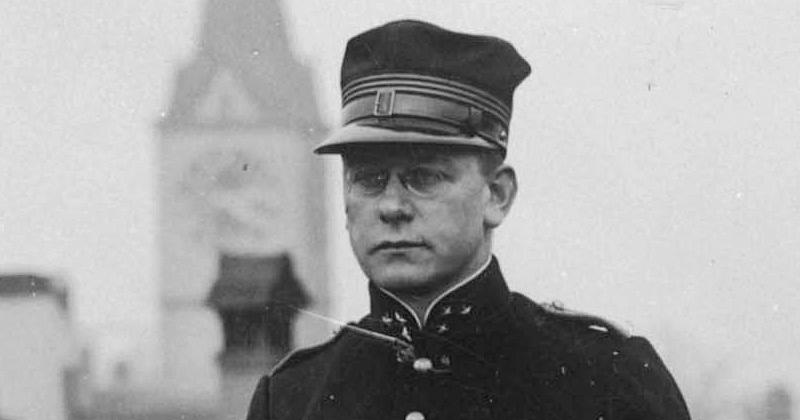 Paul Grüninger, comandante da polícia suíça que ajudou refugiados judeus a fugir da Áustria em 1938 - Foto: The World Holocaust Remembrance Center