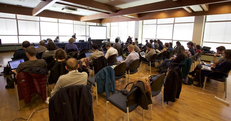 Participantes do Infieri em edição anterior do evento - Foto: Divulgação