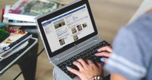 A publicidade digital nas redes sociais