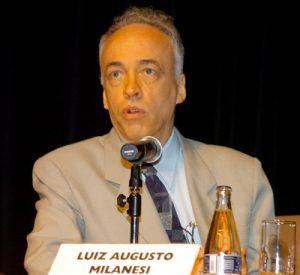 Luiz Augusto Milanesi - Foto: Cecília Bastos/USP Imagens