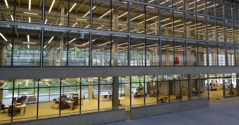 O SIBiUSP integra 43 bibliotecas de faculdades distribuídas em seis campi universitários - Foto: Marcos Santos/USP Imagens