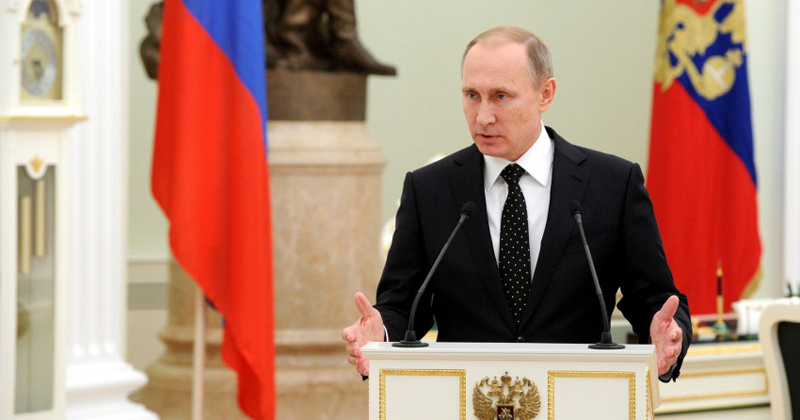 Putin promete reforçar potencial nuclear da - Foto: President of Russia