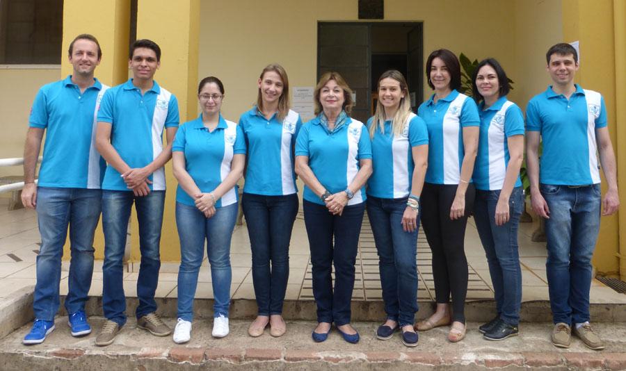 Equipe do Getep - Foto: Divulgação