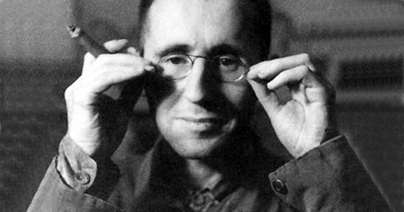 Bertolt Brecht - Foto: Divulgação