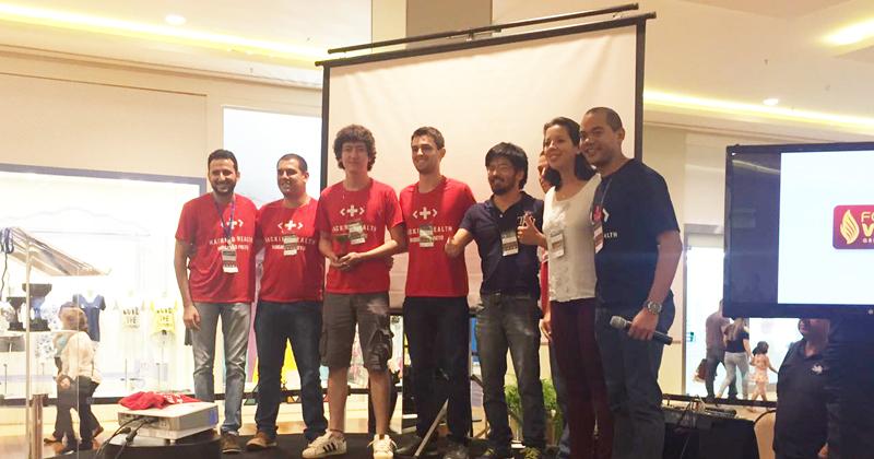 Premiação do Game Drone - Foto: Matheus Bigatão Martinelli