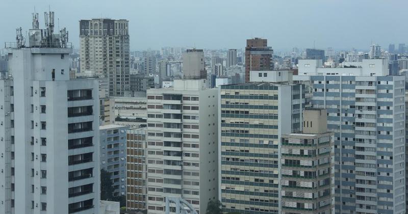 Cidade de São Paulo. Foto: Cecília Bastos/USP Imagens