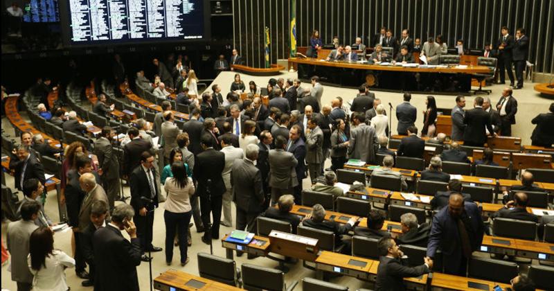 Brasília - O Plenário da Câmara dos Deputados - Foto: Fabio Rodrigues Pozzebom/Agência Brasil)