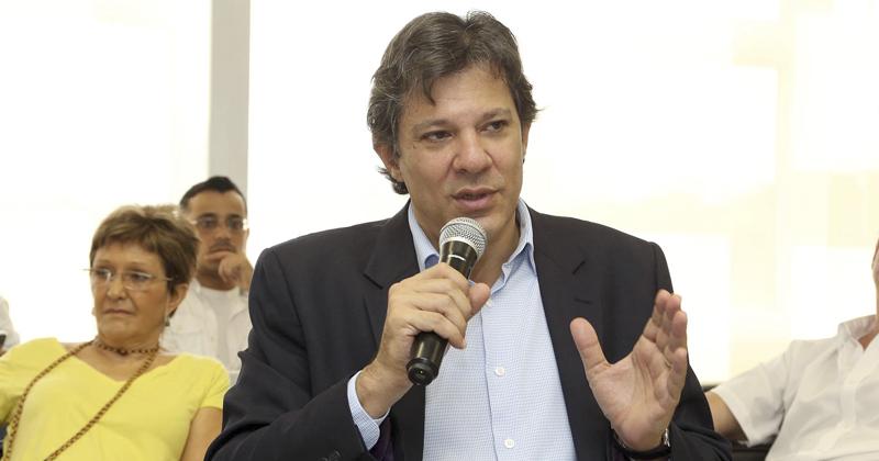 Fernando Haddad - Foto: Marcos Santos/USP Imagens