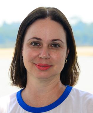 Professora da fonoaudiologia e coordenadora do projeto FOB USP em Rondônia