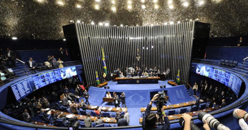 Plenário do Senado Federal - Foto: Edilson Rodrigues/Agência Senado