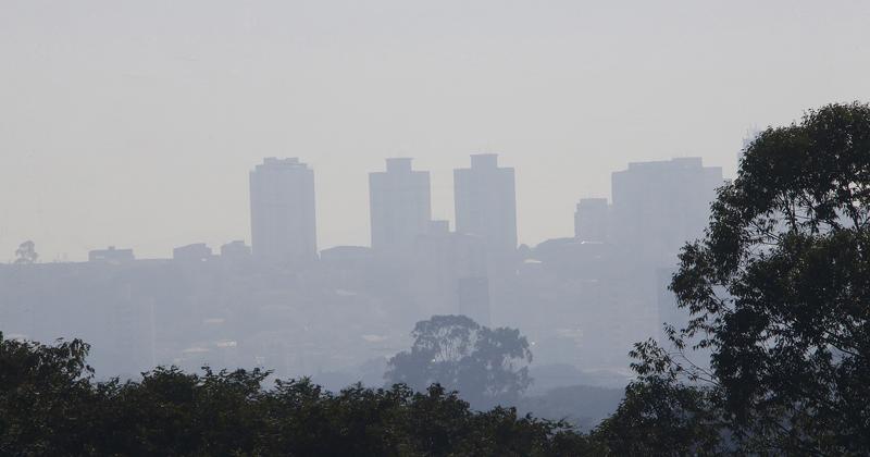 Poluição do ar - Foto: Marcos Santos/USP Imagens