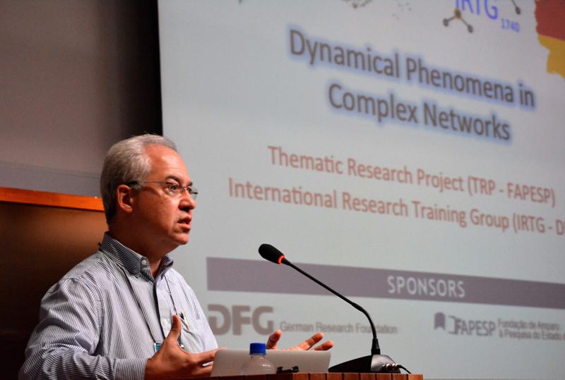 Elbert é o coordenador do projeto pelo lado brasileiro - Foto: Denise Casatti