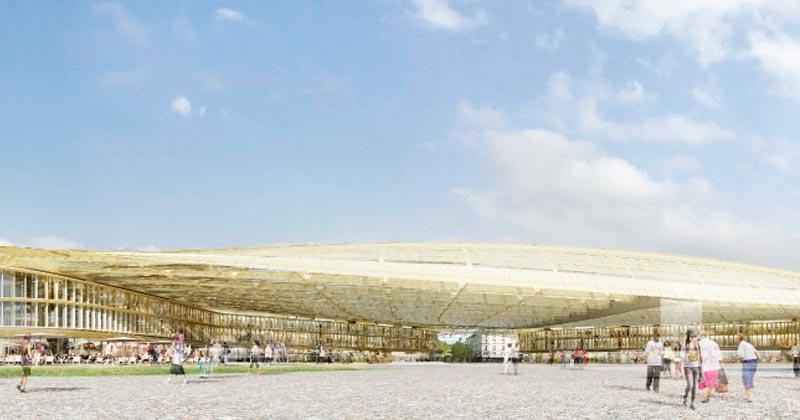 Forum Les Halles   Foto: Wikimedia Commons