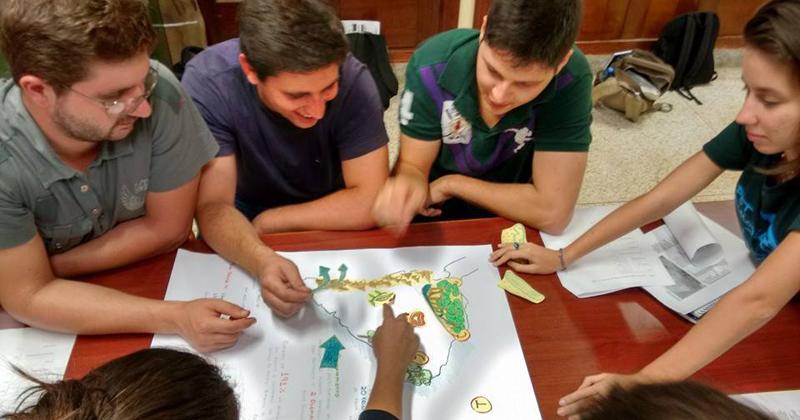 Foto: Grupo de Extensão Universitária ESALQ - USP
