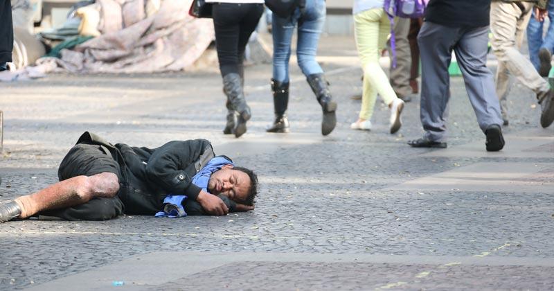 Desigualdade social | Foto: Cecília Bastos / USP Imagens