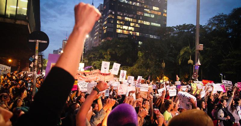 Indivíduos estão menos tolerantes com práticas tradicionais da política - Foto: George Campos/USP Imagens