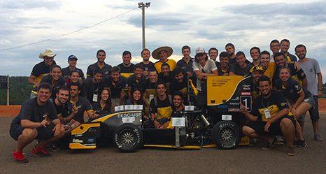 Foto: Equipe EESC USP Formula SAE