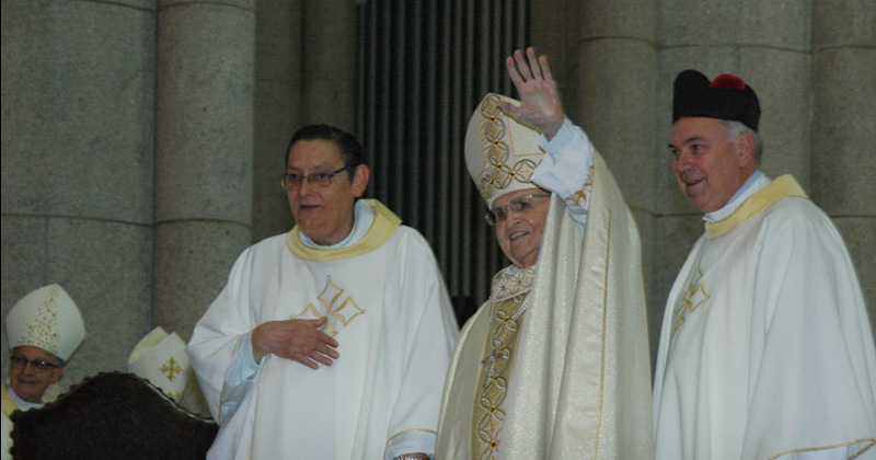 Cardeal Dom Paulo Evaristo Arns. Foto: Luiz Guadagnoli / SECOM