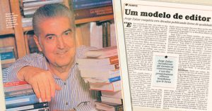 Jorge Zahar e sua importância para as edições universitárias no Brasil