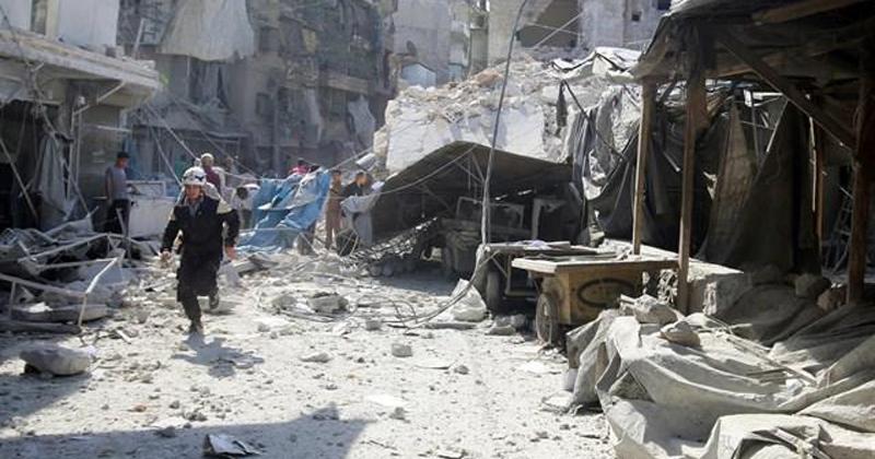 Alepo rasgou o princípio de que inocentes devem ser poupados - Foto: Ismail Abdalrhman/Reuters via Facebook