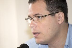 Pablo Ortellado, professor do curso de Gestão de Políticas Públicas na EACH/USP- Foto: IEA/USP