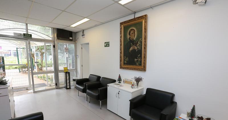 Vista interna da Farmácia Universitária - Foto: Marcos Santos/USP Imagens