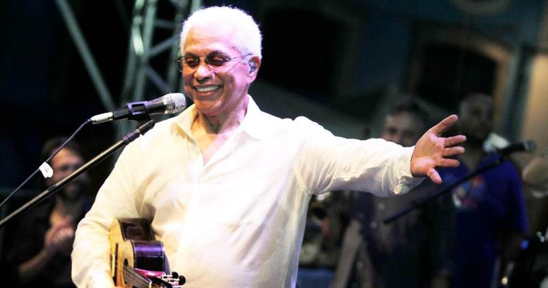 Esta é a segunda vez que o compositor carioca é tema de um livro de Eliete - Créditos da imagem: Elói Corrêa / GOVBA