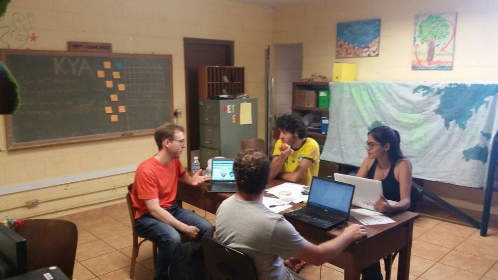 Participantes do KYA, formado por alunos da Esalq e da EACH - Foto: Divulgação