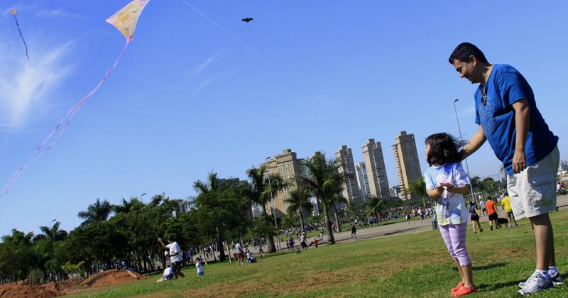 Parque Villa Lobos - Foto: Divulgação/Secretaria do Meio Ambiente de São Paulo