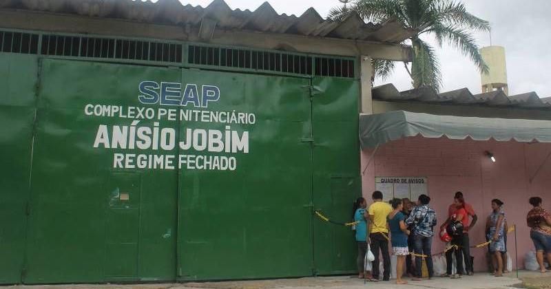 Complexo Penitenciário Anísio Jobim - Foto: Divulgação/Secretaria de Administração