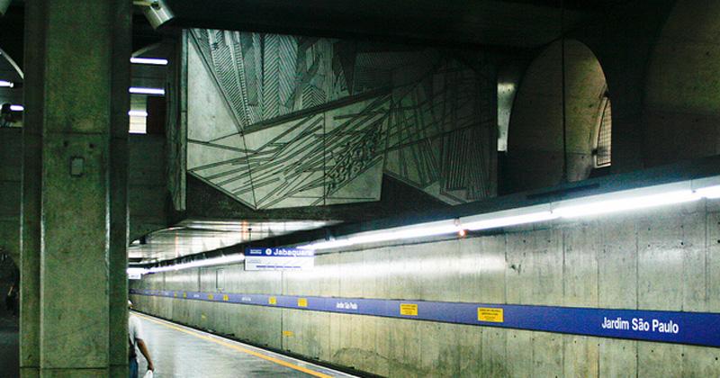 Maria Bonomi e a metáfora de uma cidade em vários planos - Foto: Alecsandra Matias
