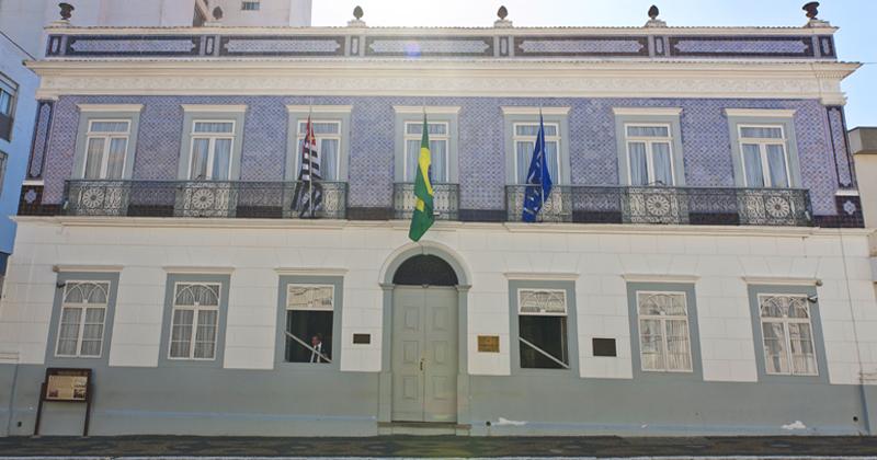 Com a sua sede construída em meados do século 19, o Museu Republicano guarda a memória do Partido Republicano Paulista – Foto: Hélio Nobre