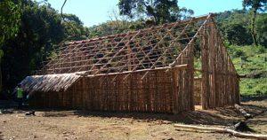 Oficina vai construir Casa das Culturas Indígenas na USP