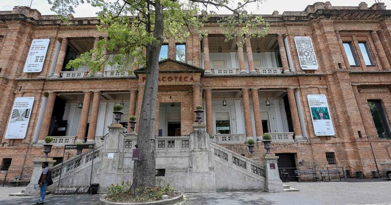 Museu contará com atividades especiais nos dois prédios, relançamento de seu site e aplicativo e mais Foto: Marcos Santos/USP