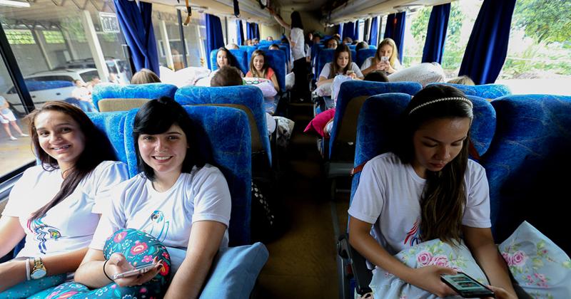 Viagem dos alunos da FOB-USP para a cidade de Monte Negro em Rondônia - Foto: Cecília Bastos/USP Imagens