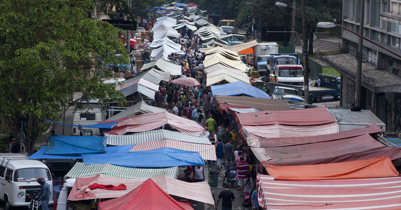 São Paulo: aspectos da economia – Foto: Marcos Santos/USP Imagens